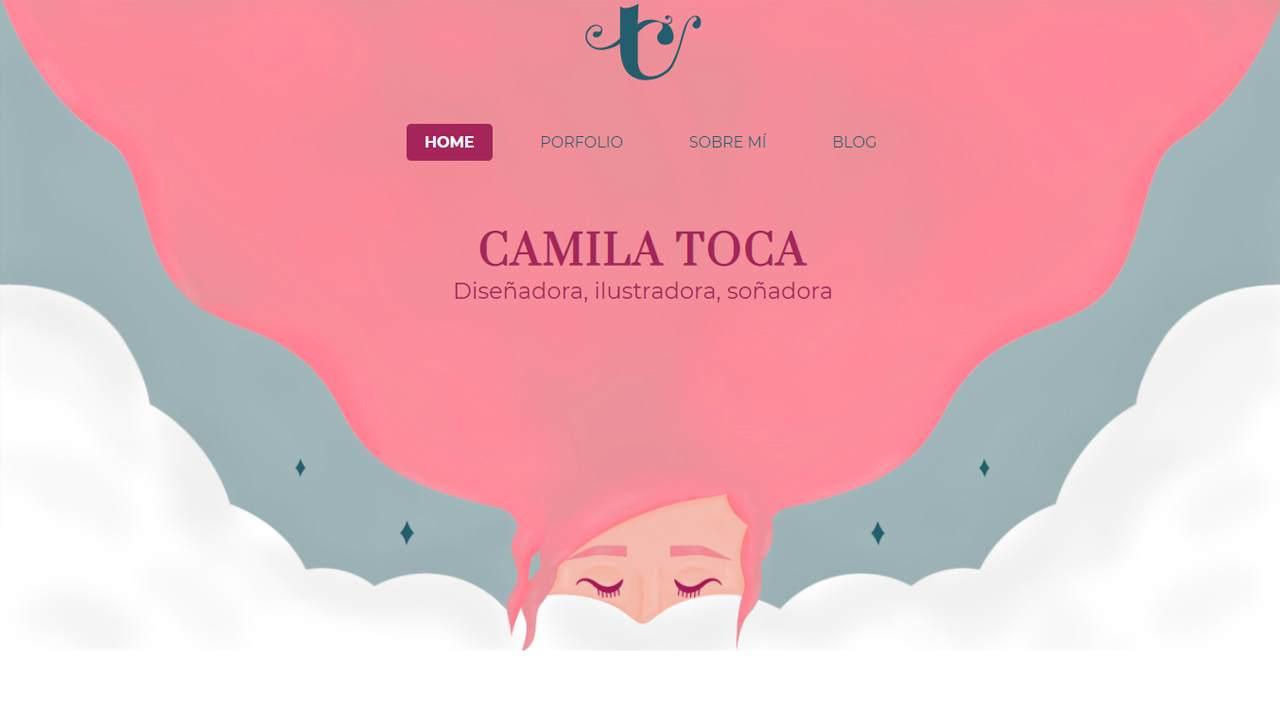 Camila Toca