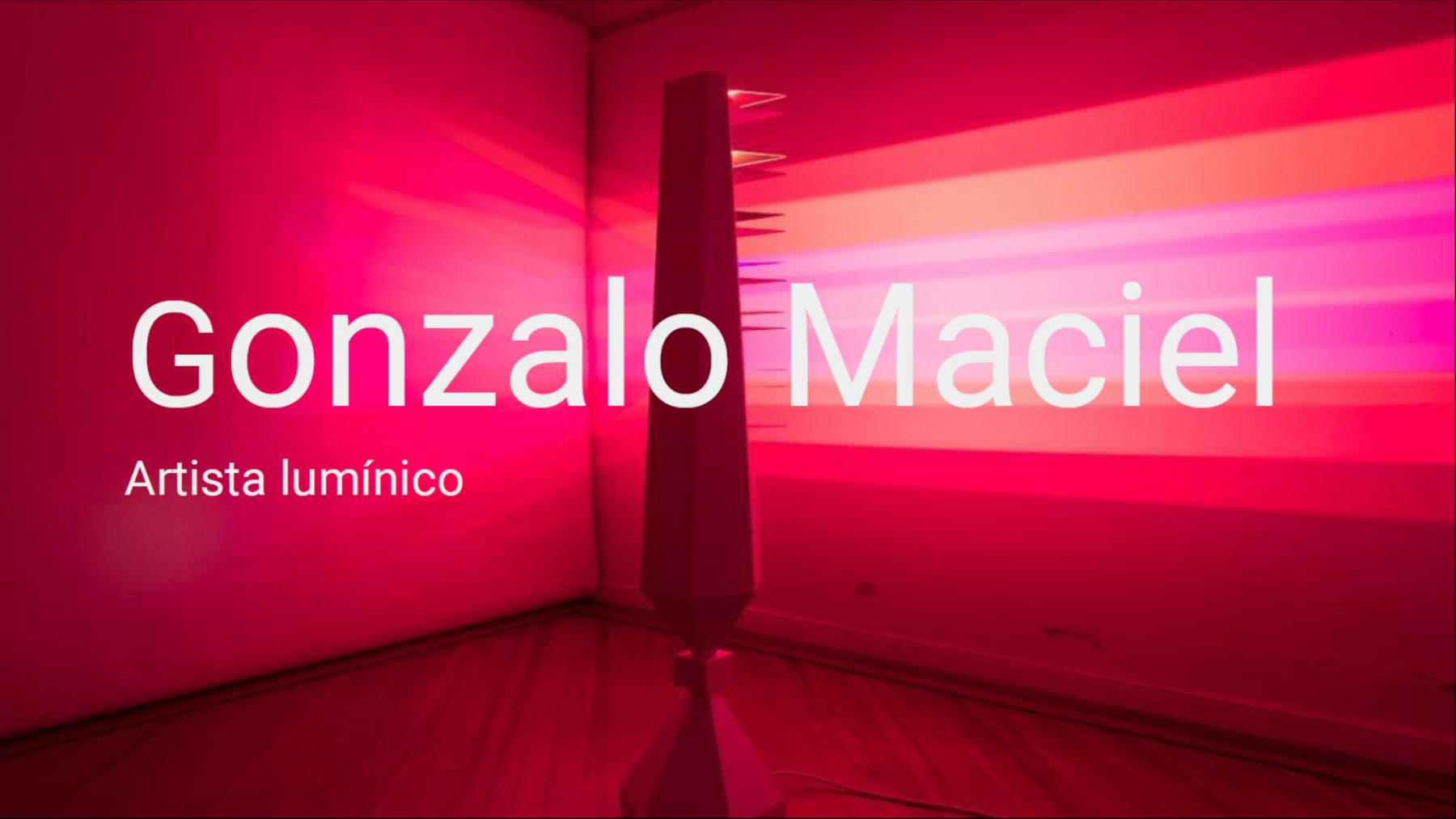 Gonzalo Maciel